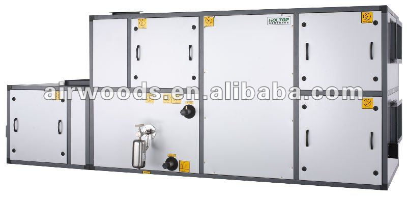 Floor Standing type air heat recovery ventilation unit(customized)