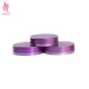 Factory supply metal material screw sealing cap for glass bottle jar