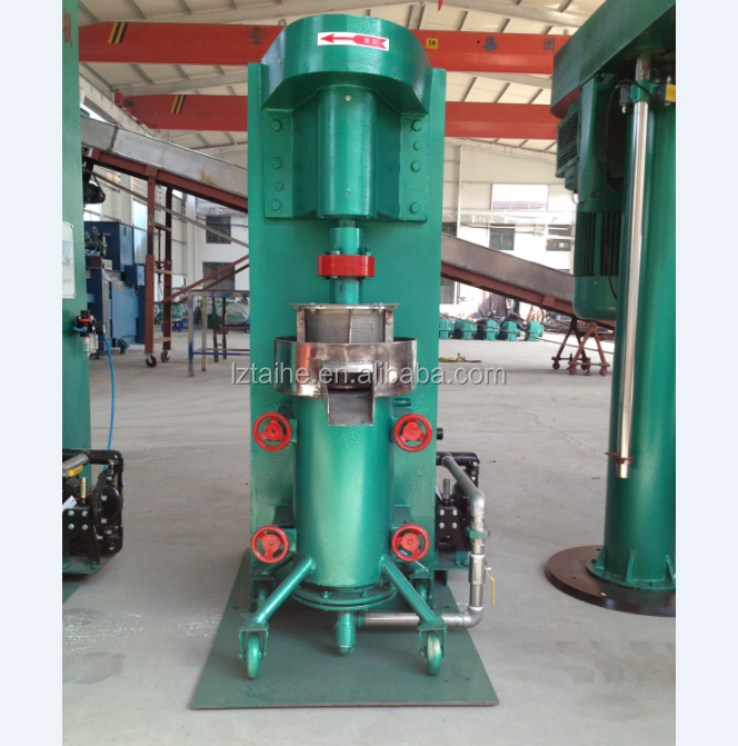 professional vertical colloidal paint sand mill and grinding machine for paint , coating