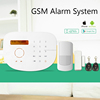 China economic GSM wireless alarm system with auto arm/disarm function,outdoor/indoor IP camera monitoring