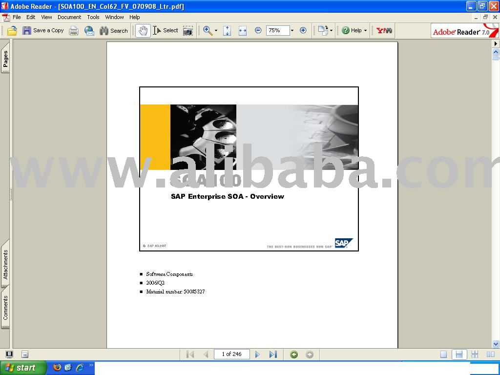 Sap soa certification materials service buy sap soa sap soa certification materials service buy sap soa certification materials product on alibaba 1betcityfo Image collections