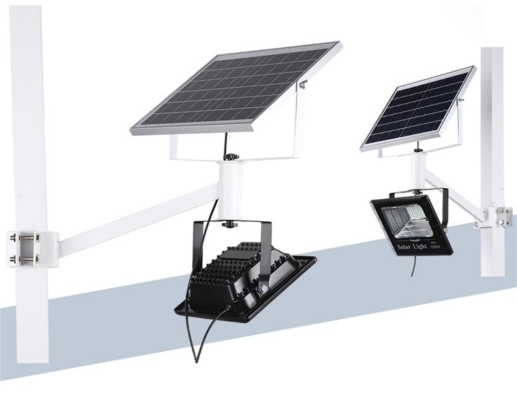 Best quality ip65 waterproof Bridgelux smd 10w 25w 40w 60w 100w solar led flood light