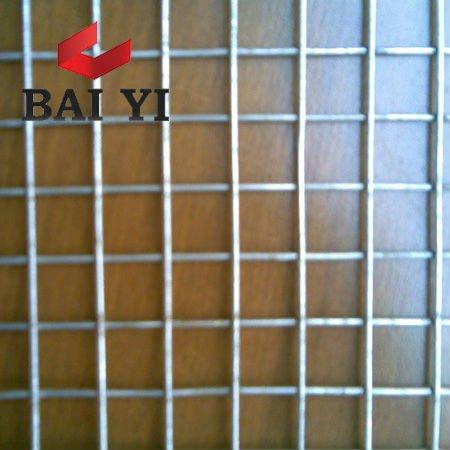 Galvanis ou pvc enduit treillis m tallique soud 50x50 fil de fer barbel id de produit - Treillis soude maille 50x50 ...