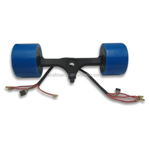 Electric longboard skateboards parts