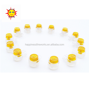 happiness factory price K1 clips fireworks shooting wire connectors