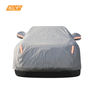High Quality Sun Protection waterproof Heated Hail Car Cover