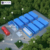 PUXIN 20FT container biogas power plant for poultry waste disposal