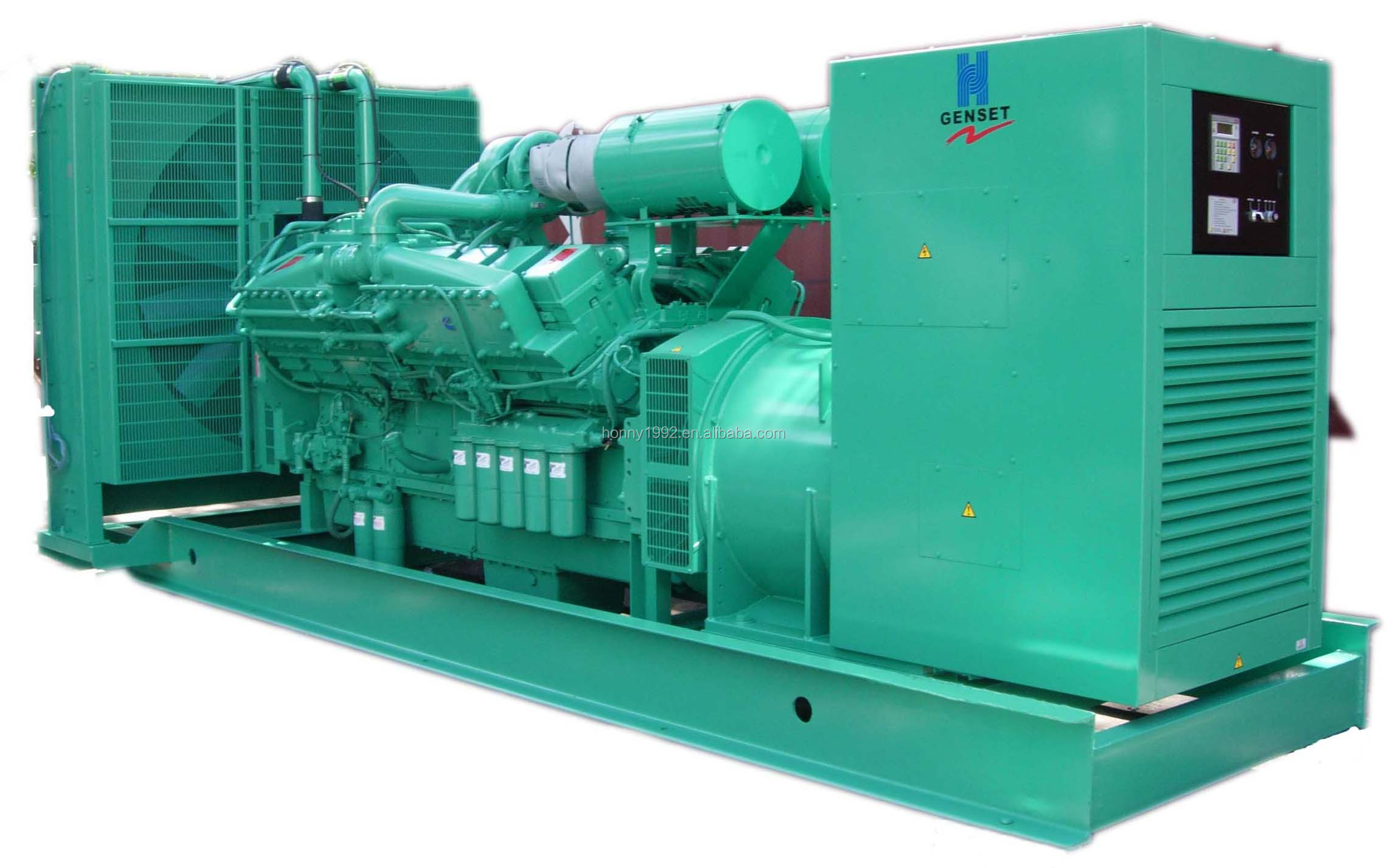 China Imported Diesel Generator China Imported Diesel Generator