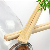 China gold manufacturer special biodegradable tensoge bamboo chopsticks