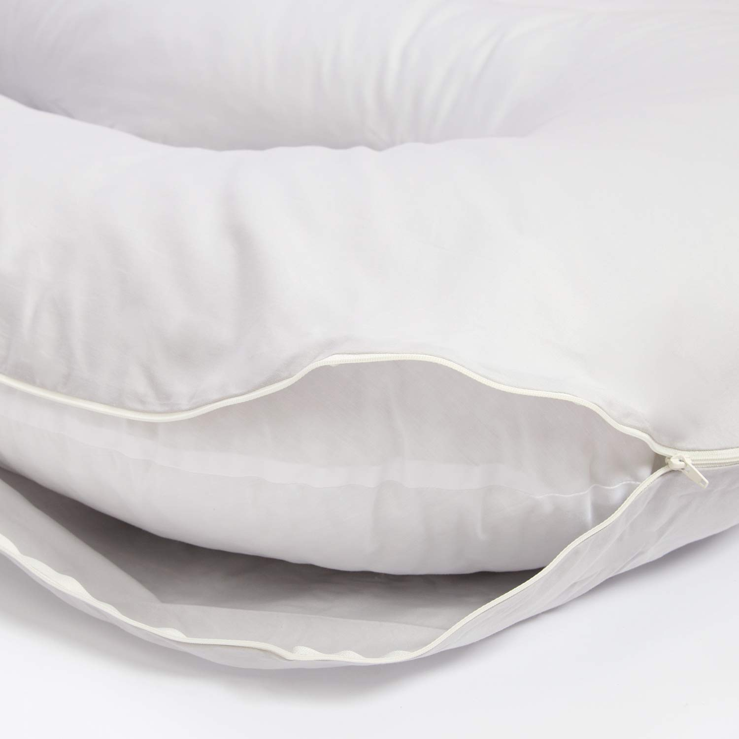 Premium U Shape Pregnancy Pillow - Maternity Pillow - for Side Sleeping