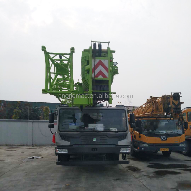 Zoomlion Qy80v552 Ztc800v552 80 Ton Truck Crane - Buy 450