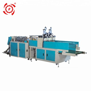 LIFENG high speed Biodegradable PE food tobacco jumbo flour pill wheat bag making machine price