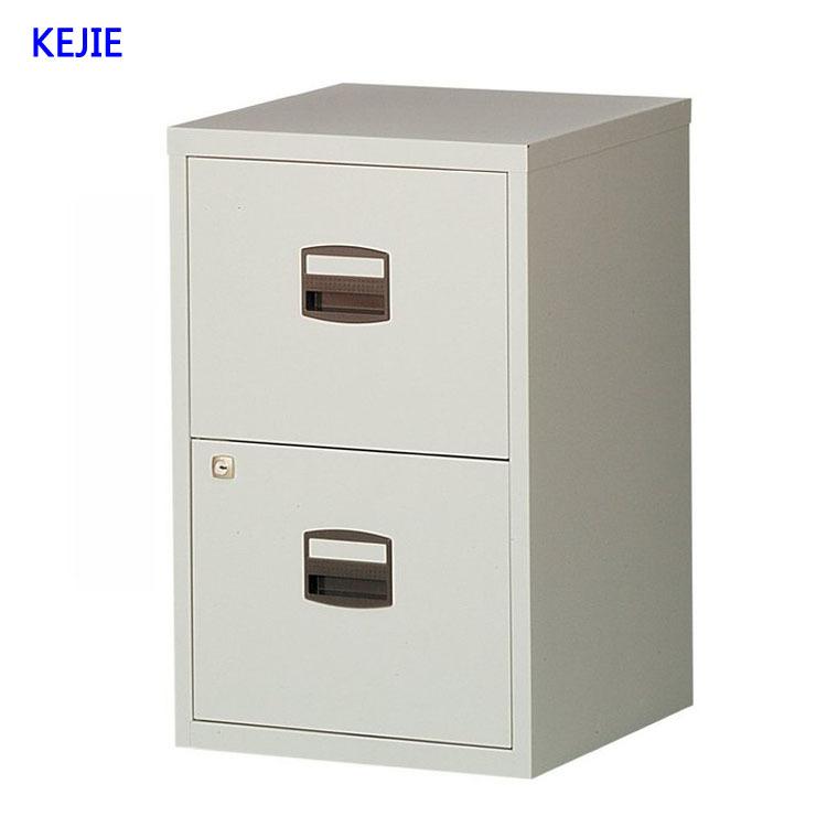 Asia Hot Sale 2 Drawers Elegant File Cabinet Metal 2 Drawer Steel ...
