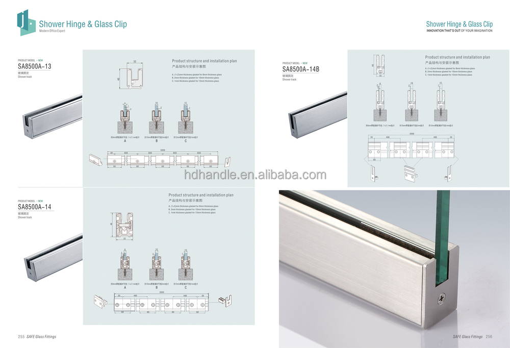 Stainless Steel Glass Metal Frame For Wall Buy Frame For