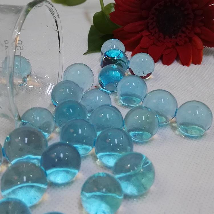 Fonte da fábrica Preço Atrativo Decorativo Hidrogel Grânulos De Gel de Água, Contas de Água Mágicas
