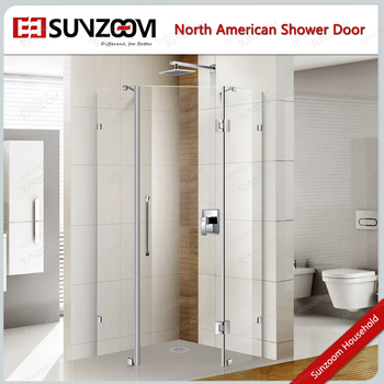Shower Cubicles For Small Bathrooms Free Standing Shower Stall Bathroom Showe