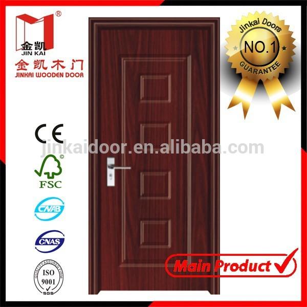 Jinkai puertas de madera para los dormitorios puertas for Modelos de puertas de madera para recamaras