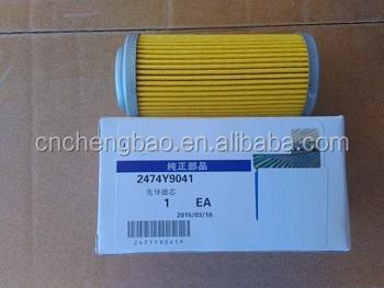 Loader Hydraulic Filter,2474-9042 2474-9041 2474-9008