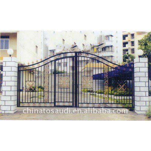 Gate Iron Gate House Gate Design
