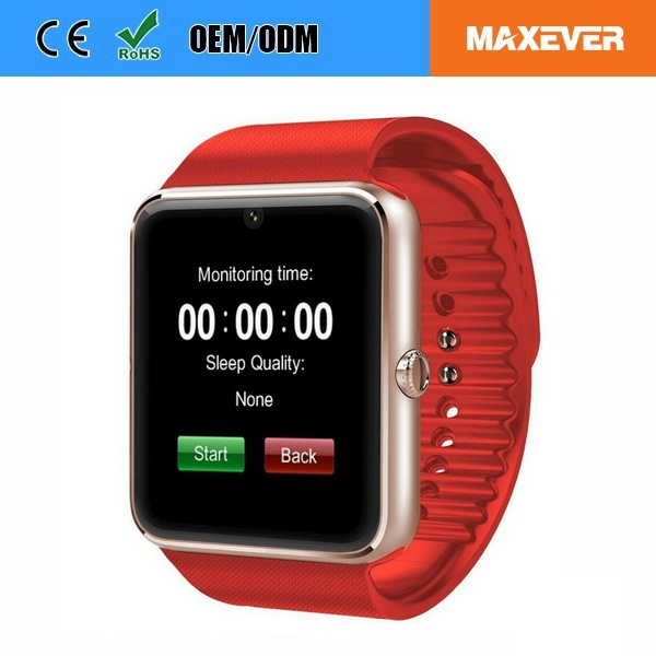 2016 GT08 Smart Watch high quality V3.0 Bulethooth MTK6261 china watch