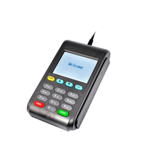 Cost-effective wireless MPOS terminal with electronic signature