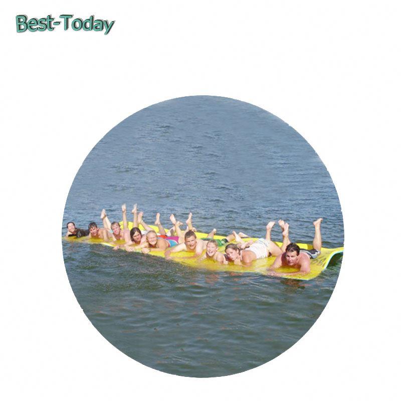 PVC Water Sport Fishing boat Inflatable Seat Pillow Kayak Rowing Air Cushion Mat