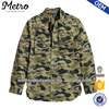 Camouflage pattern jacket camo jacket for men and women
