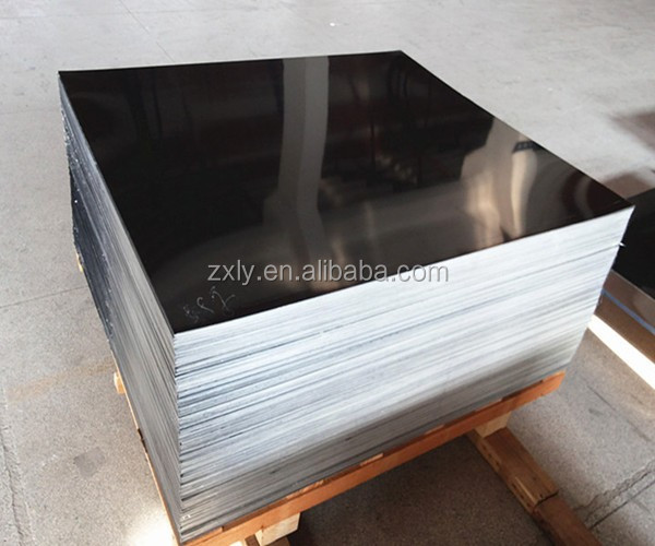 1070 3003 H14 Anodized Aluminum Mirror Sheet For Solar