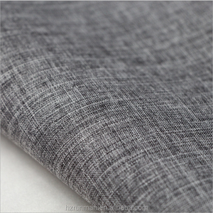Polyester Oxford 600D Two Tone Cationic Fabric With PU Coaing for Laptop bag