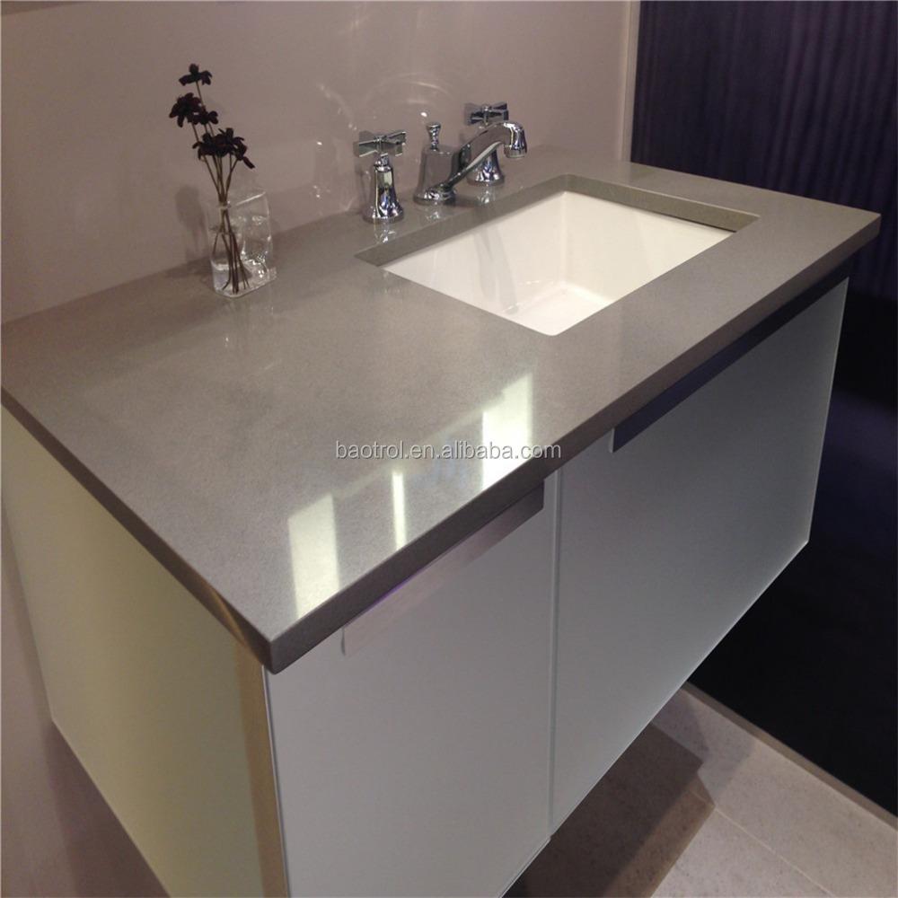 Quartz Top Bathroom Vanity, Quartz Top Bathroom Vanity Suppliers And  Manufacturers At Alibaba.com