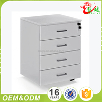 New Top Selling Popular High Class Large Capacity Office Furniture Cabinet 4 Drawer Filing File