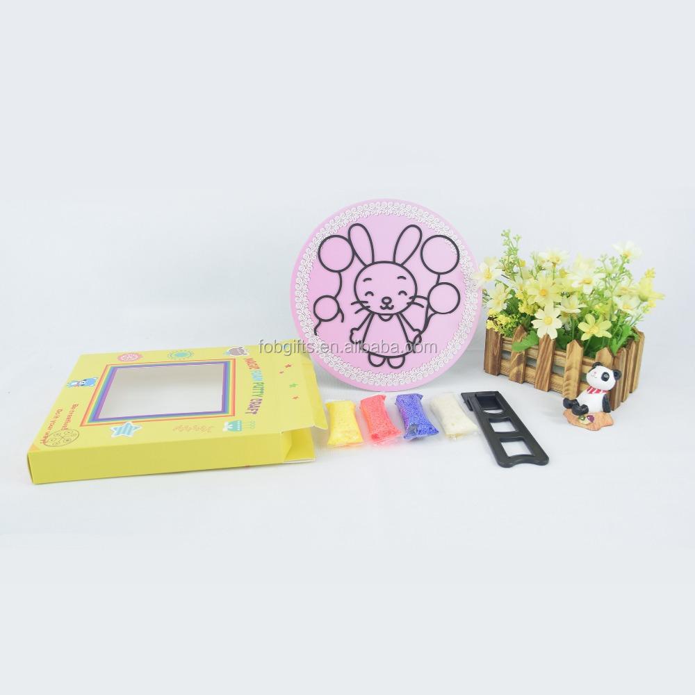 Schnee Ton Spielzeug/farbgebung Setzen April Basteln Für Kinder  Artikel/billige China Beliebte Spielzeug