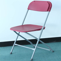 zhejiang cixiPP folding used wedding chairs for sale