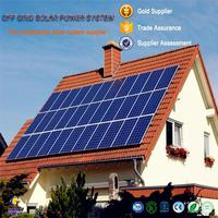 home adjustable solar mounts solar power system on flat roof