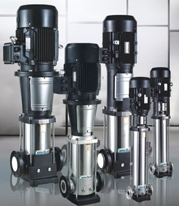 in line water pumps stainless steel inline water booster pump isg vertical inline multistage pump
