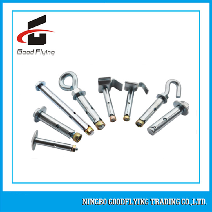Sleeve Anchor Eye Bolt In Anchors Concrete Breaking Tools