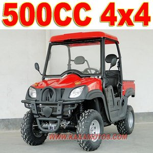 500cc 4x4 Rough Terrain Vehicle