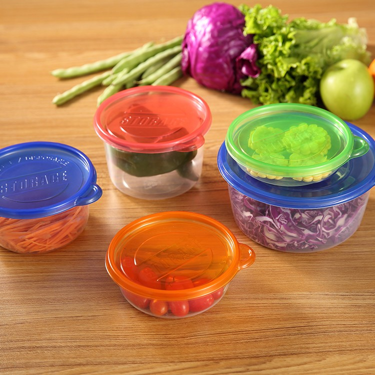 Elegan Houseware Kitchen Food Box Pakai Pet Food Container Plastik
