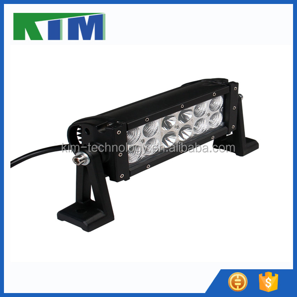 Wholesale price Light bar car with 9-12V 36W LED Headlight