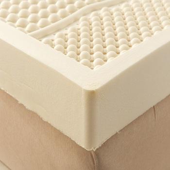 China Custom Made Best Organic 100 Natural Latex Folding Mattress