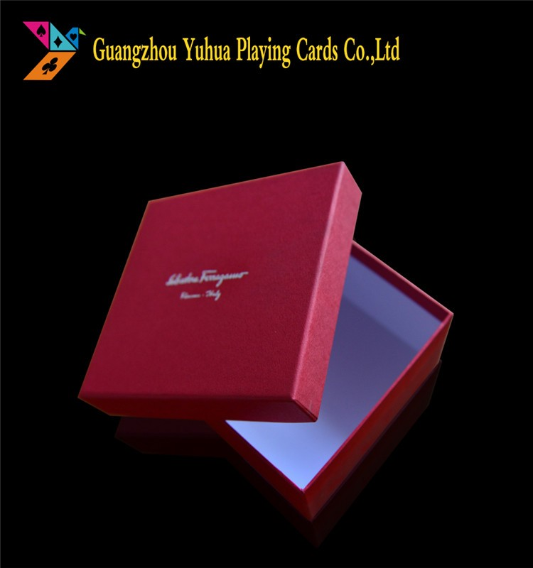 Different Types Hard Paper Gift Boxes With Lid YH1028