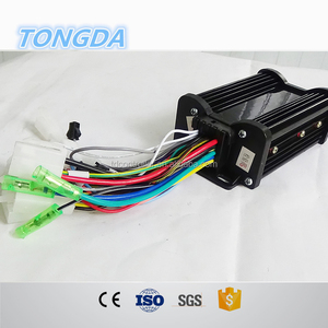 customized multi-application hot selling 24v 250w bldc motor controller