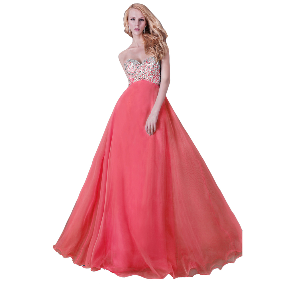 New Arrival Pink Prom Dress Abendkleider 2015 Floor Length Evening Dress Grace Karin Vestidos De Graduacion CL3107-3
