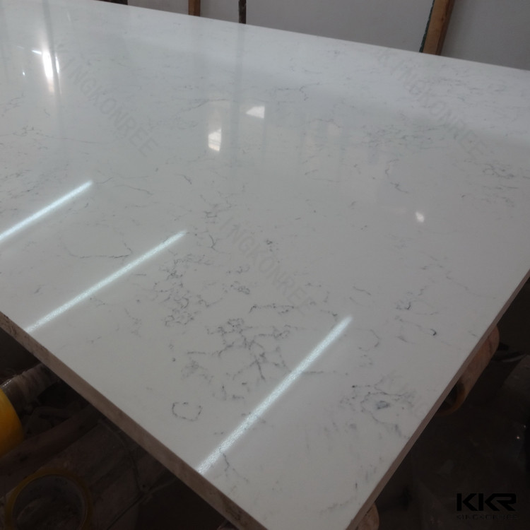 kingkonree BIYU prisma engineered quartz stone