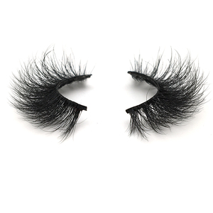 Eyelashes Manufacturers Wholesale Thicker Mink 3D Strip Lashes