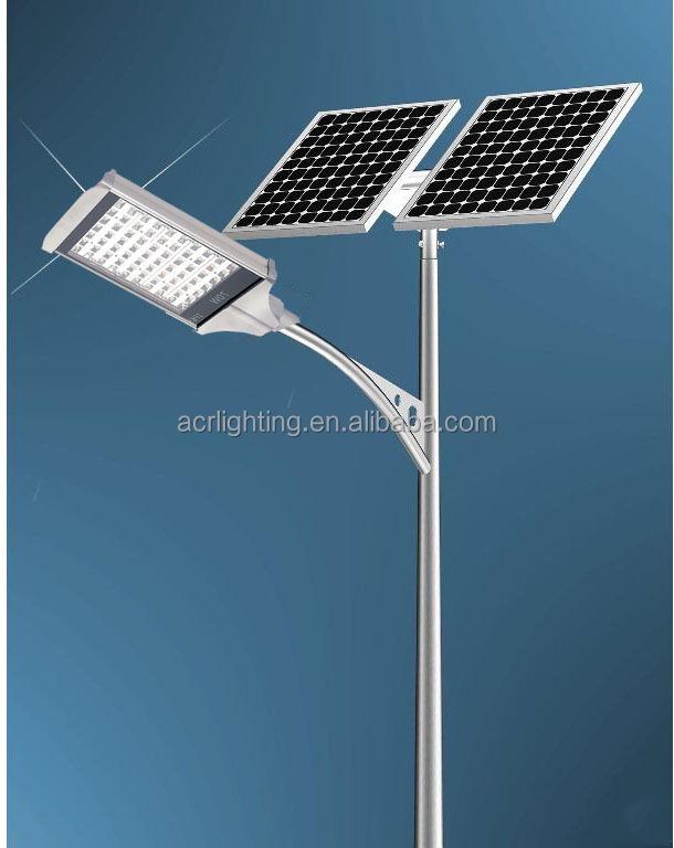 Energy-saving Soalr Power Outdoor Lighting Led Street Lights 56w ...