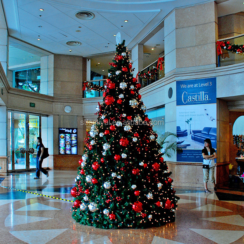 2015 Shopping Mall Giant Christmas Tree With Grotto Buy