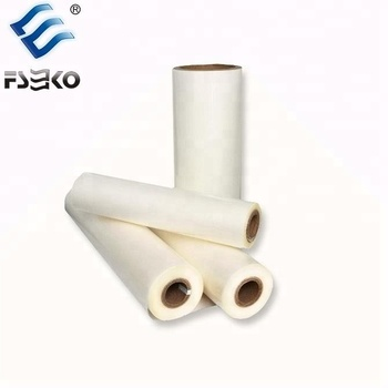 Pet Thermal Lamination Film With Eva Glue 24mic/70mic Roll Film - Buy Pet  Film Roll,Pet Thermal Lamination Film,Pet Film Product on Alibaba com