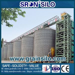 China Top Silo Manufacturers, Grain Bin Manufacturers
