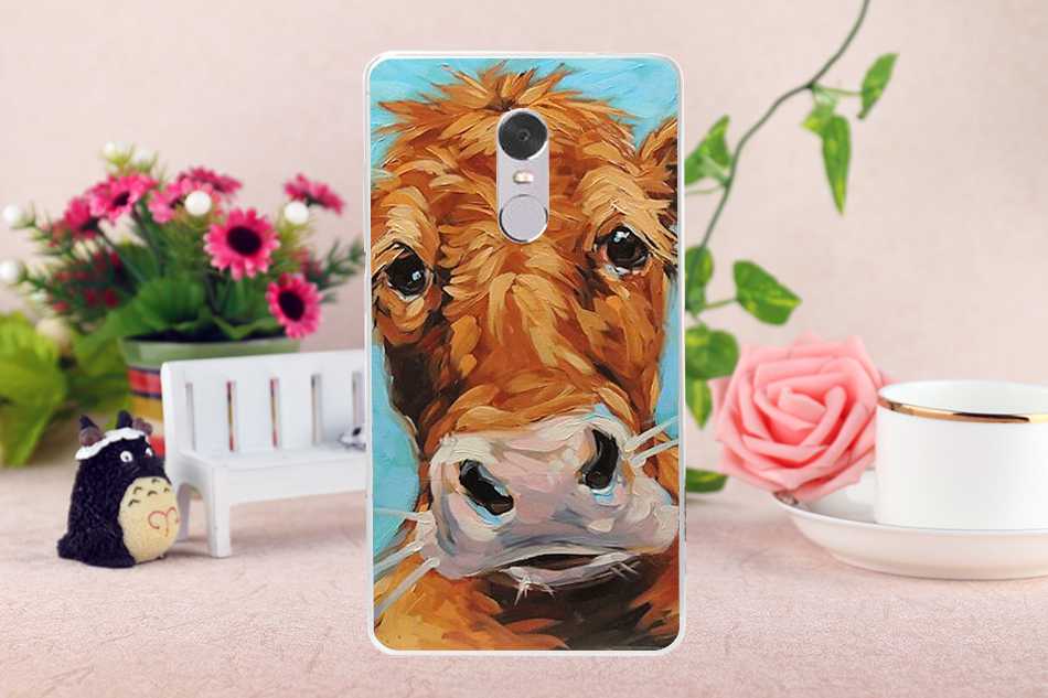 Cases For Xiaomi Redmi Note 4x Cover 4 X Note4x 5 5 Inch